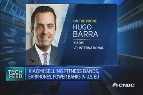 Xiaomi's Barra: New online store is a 'teaser'
