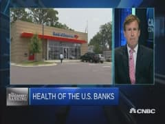 With higher rates coming, which US bank stands to benefit?