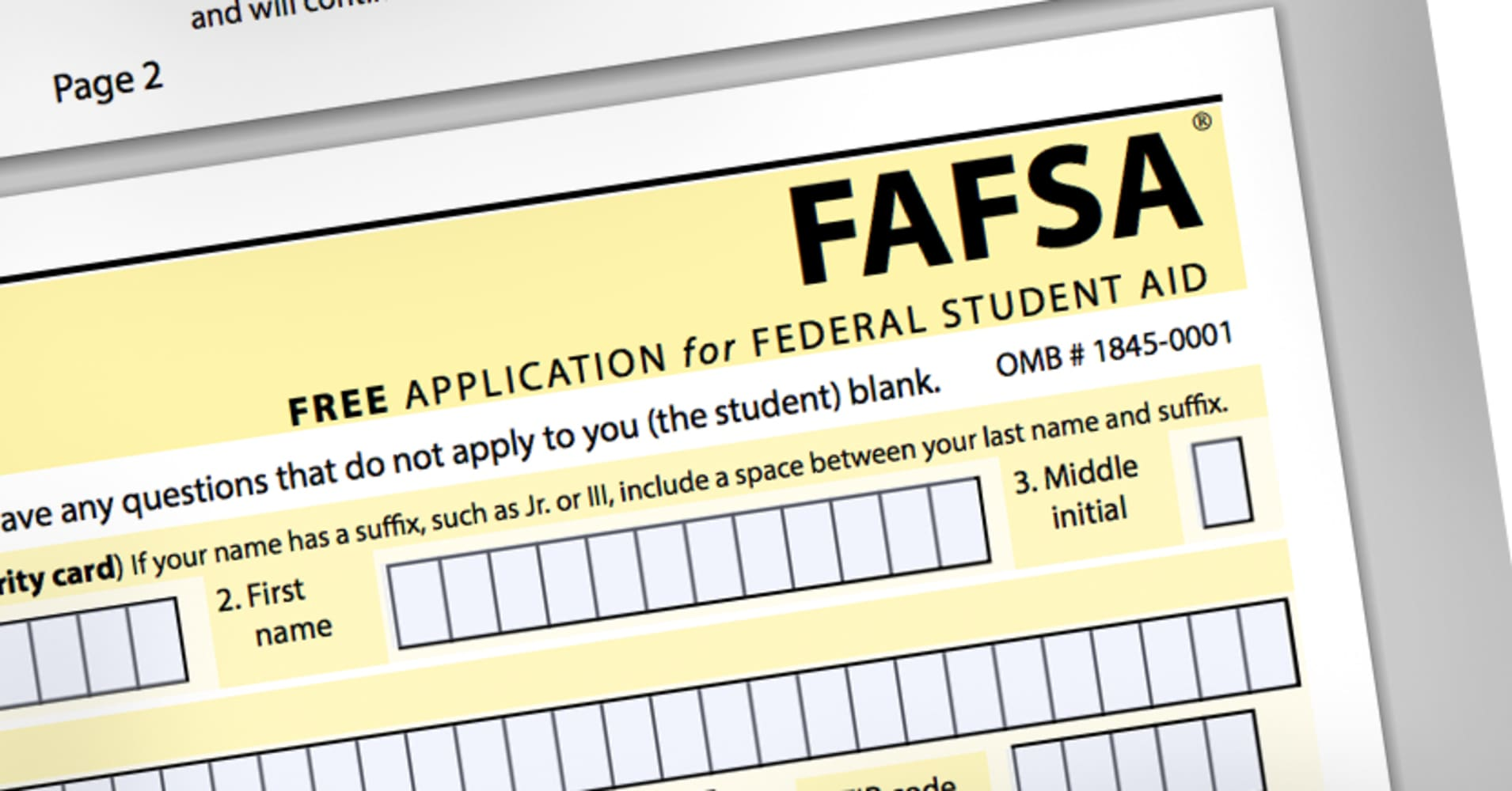 Flustered by the FAFSA? What you need to know