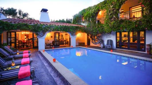 Montecito, California villa