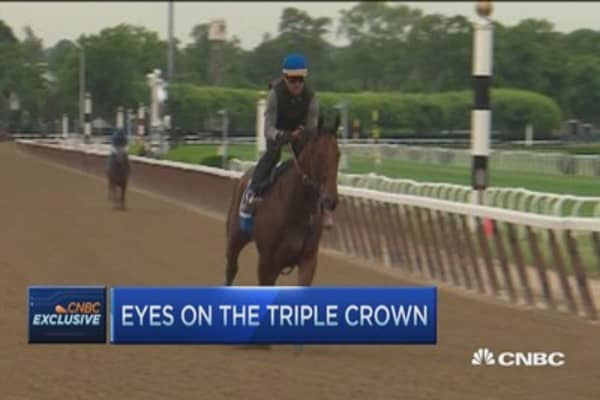 Ahmed Zayat: American Pharoah ready to win