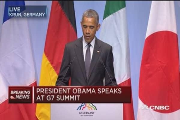 Obama: Must focus on jobs