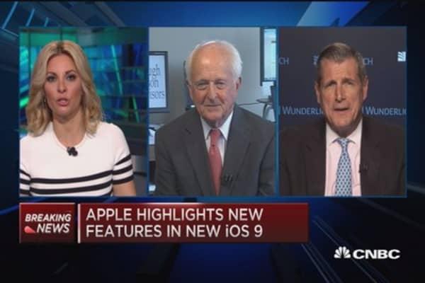Apple cheap & undervalued: Strategist