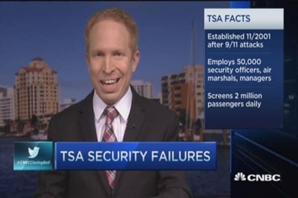 TSA is 'security theater': Pro