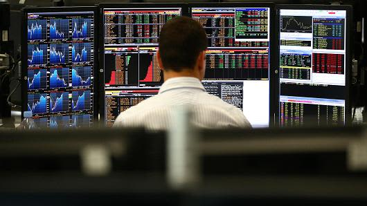 Government bond markets sell off, bond rout continues German bund