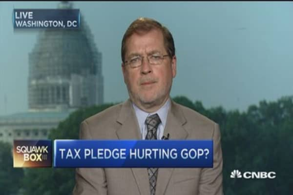 Taxes? Don't be 'stupider' than France: Norquist