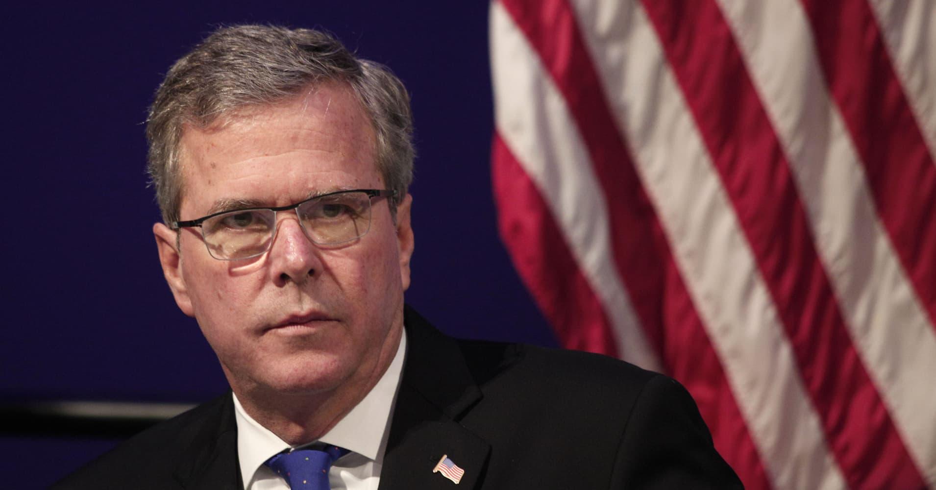 Jeb Bush Voters Have to Stop Rewarding Reality TV Racist