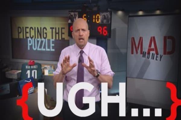 Cramer: The Greece talks could fail