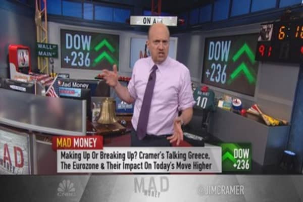 Cramer: The one thing we know in 2015