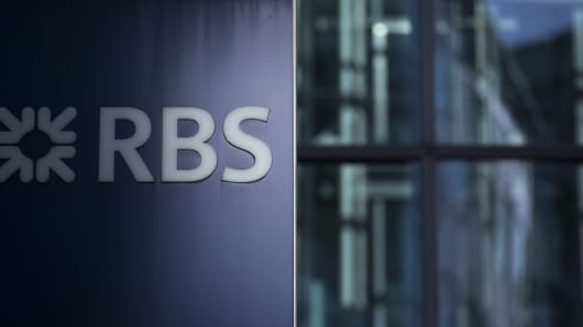RBS earmarks further £3.1bn for United States mortgage mis-selling claims