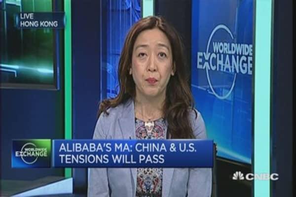 Does Alibaba need to seek growth overseas?