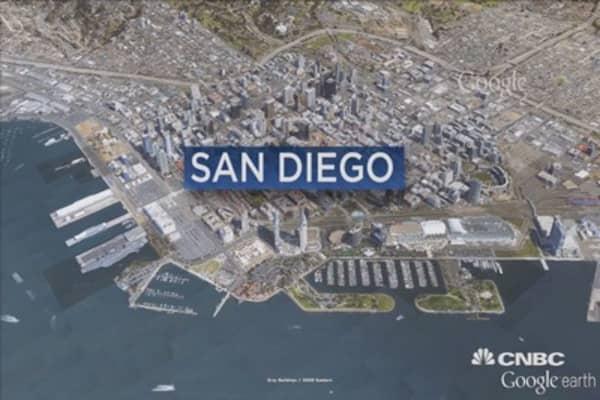Power House: San Diego