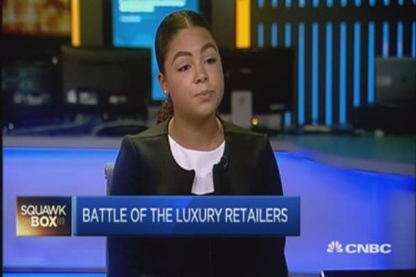 Luxury brands must adapt: Retail analyst