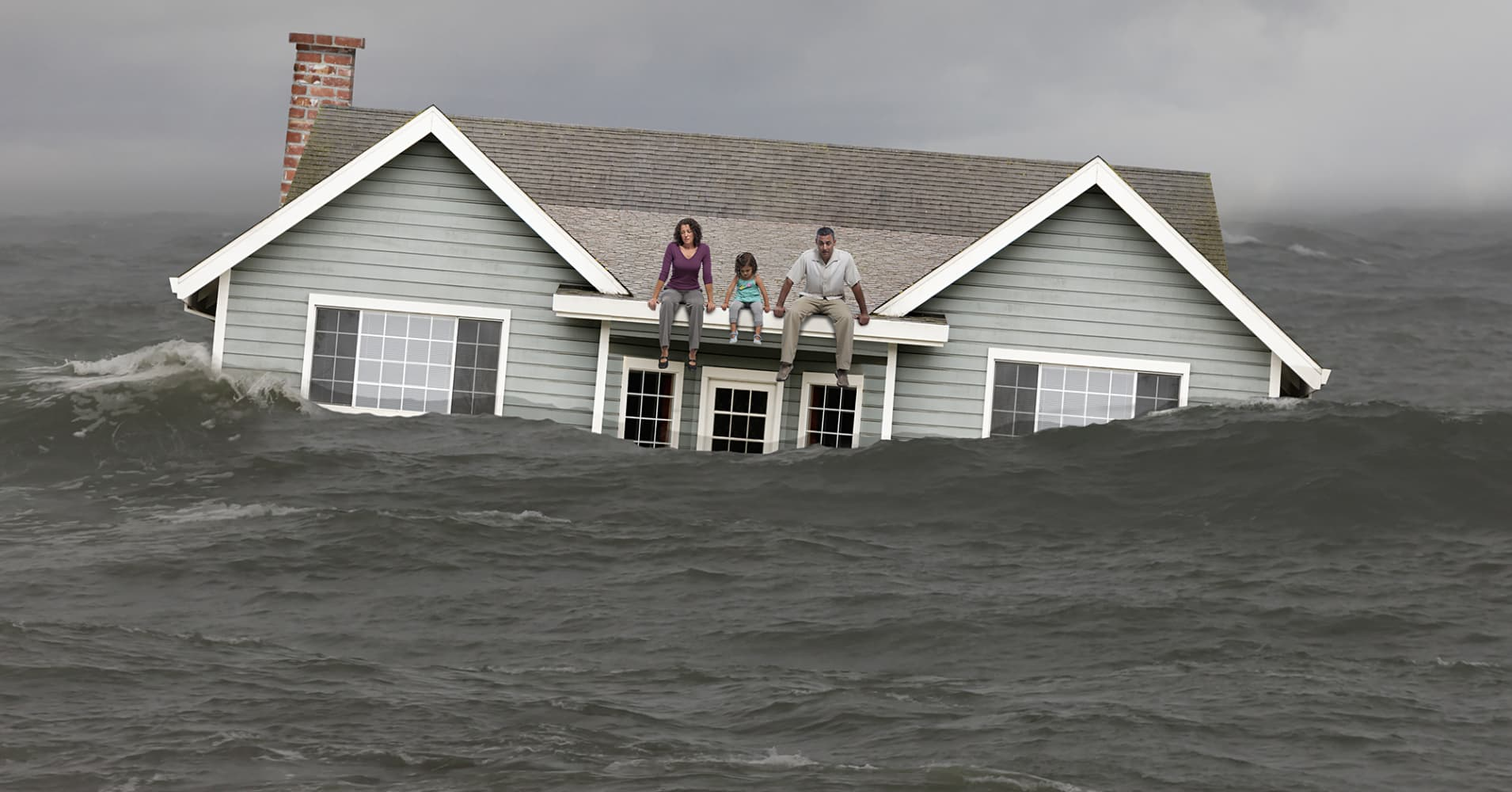 Homeowners Deepest Underwater No Relief In Sight