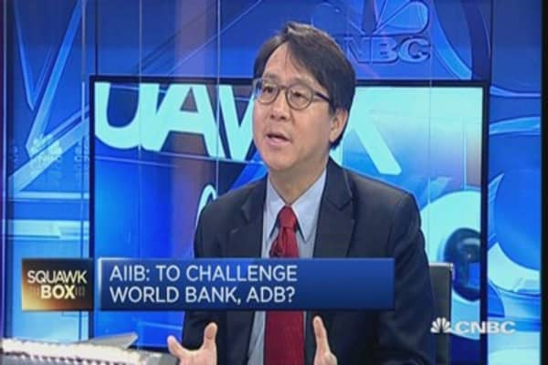 Ex-US ambassador: Obama's AIIB strategy was bad