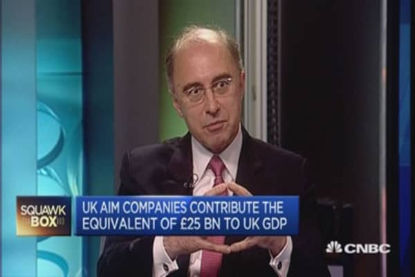 Small cap exchanges difficult outside London: LSE CEO