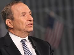 Former Treasury Secretary Larry Summers.