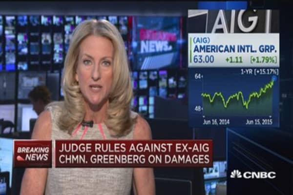 aig bailout stakeholder analysis New york (reuters) - where, oh where, did aig's bailout billions go  the logo of american international group inc (aig) on the outside of.