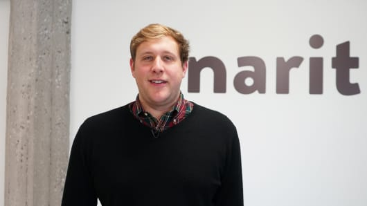 Dan Altmann, co-founder and CEO of Naritiv