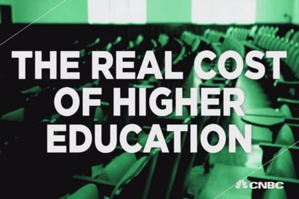 College tuition is unaffordable for most