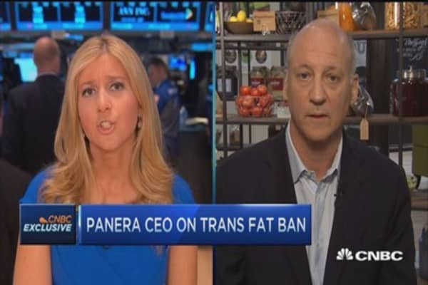 Panera: Consumers should be informed, have choices