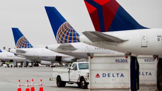 美国联合航空公司16日表示