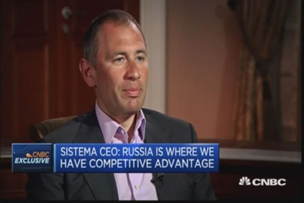 Sistema CEO speaks out on Bashneft seizure