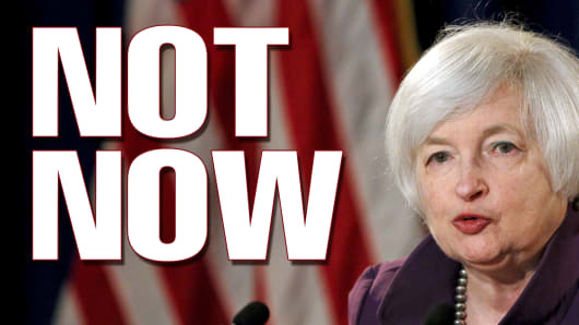 Janet Yellen graphic