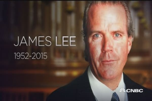 Jamie Dimon on Jimmy Lee's death