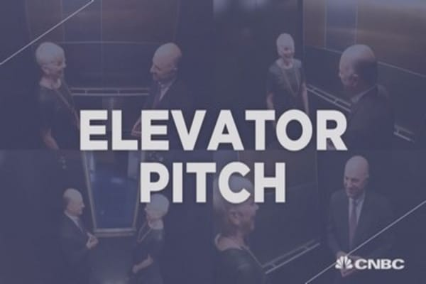 The Pitch -- a business with 50 shades of buzz