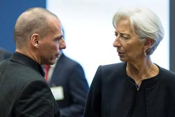 Eurogroup talks on Greece: No deal