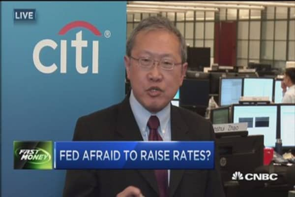 Why the Fed won't raise rates