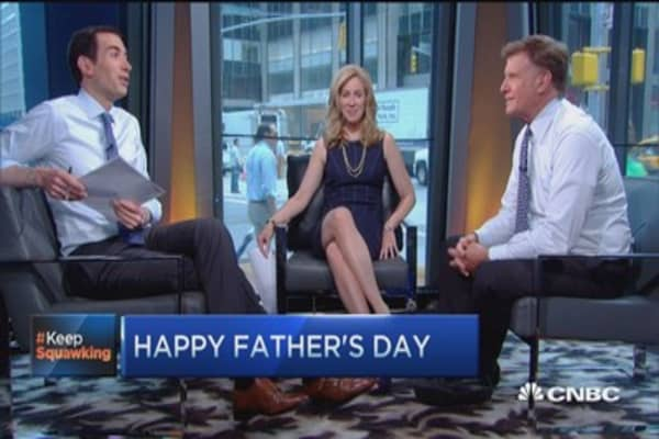 Father's Day spending to reach $12.7B: NRF