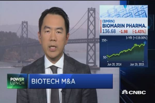 Biotechs about to break out: Pro