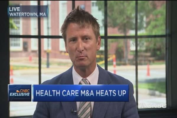 Trying to create a health care Internet: Athenahealth CEO