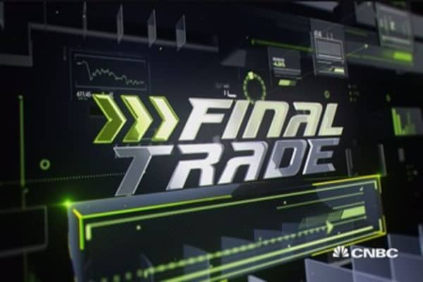 Fast Money Final Trade: EWZ, UPS, FIT & FB