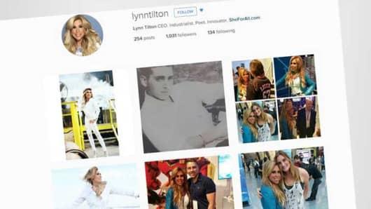 Lynn Tilton's Instagram page