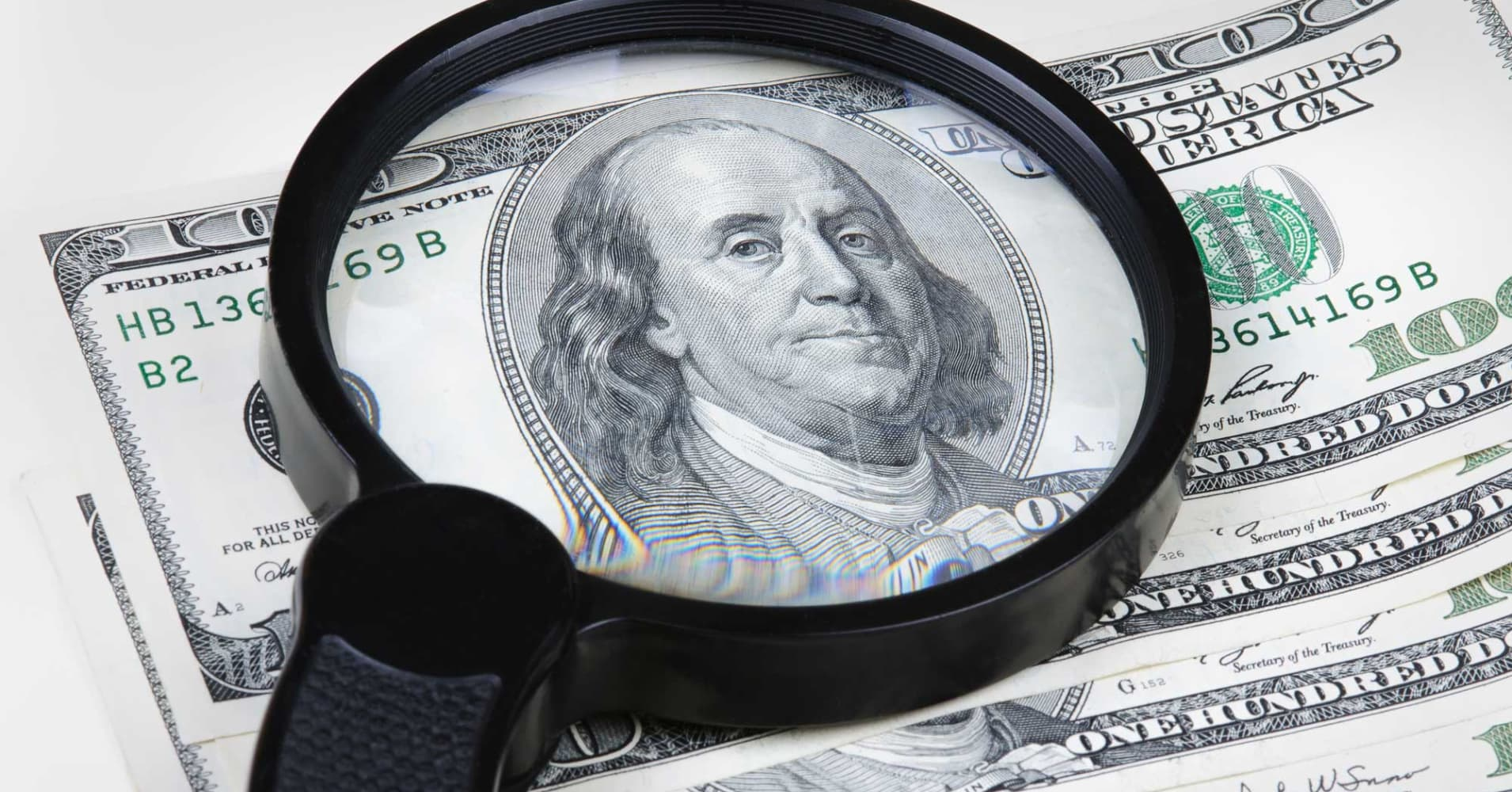 How can you search for unclaimed cash held by the federal government?