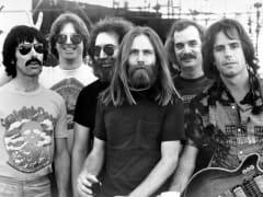 The Grateful Dead, circa 1980.