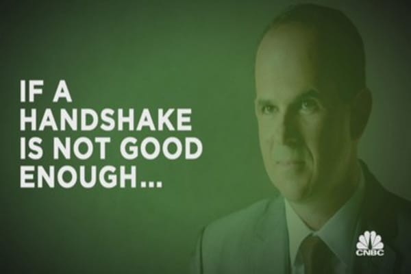 Marcus Lemonis: A handshake is as good as a contract