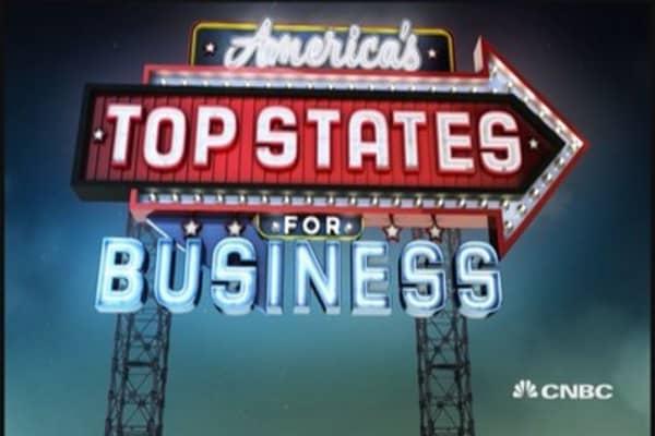 Top States #1: Minnesota