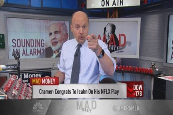 Cramer: Just when we thought we had real leaders ...