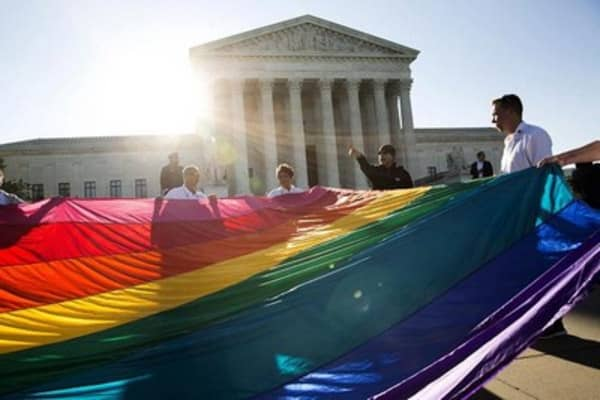 NBC/WSJ poll: 57% support gay marriage
