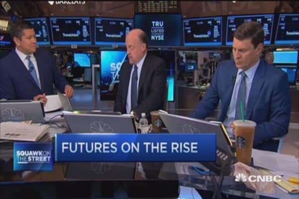 Cramer's new Fed position