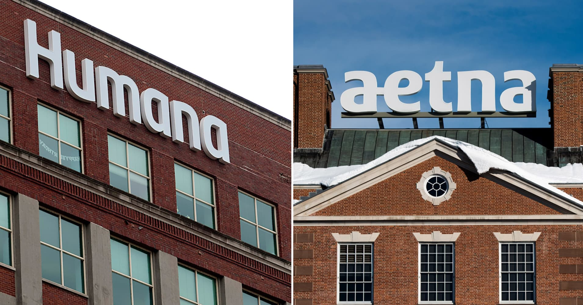 Aetna-Humana shares fall after judge blocks deal on antitrust grounds