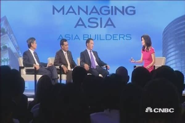How to build innovative cities in Asia