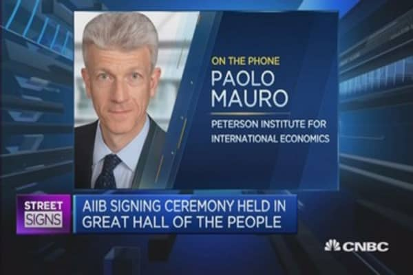 Why AIIB will be 'very beneficial'