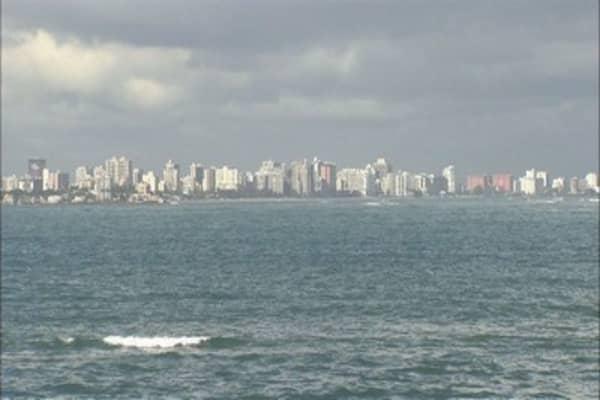 Puerto Rico sinking in debt