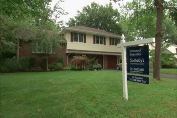 The housing market soars