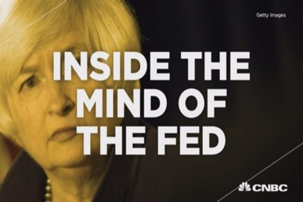 Inside the mind of the Fed
